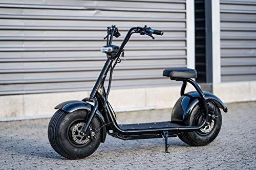 Elektroroller ohne Straßenzulassung Chopper X5, E-Scooter, E-Roller, 2000 Watt