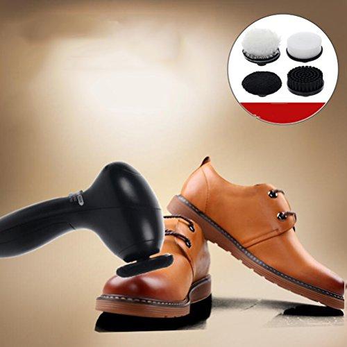 XGLL Cepillos De Zapatos Pulidores De...