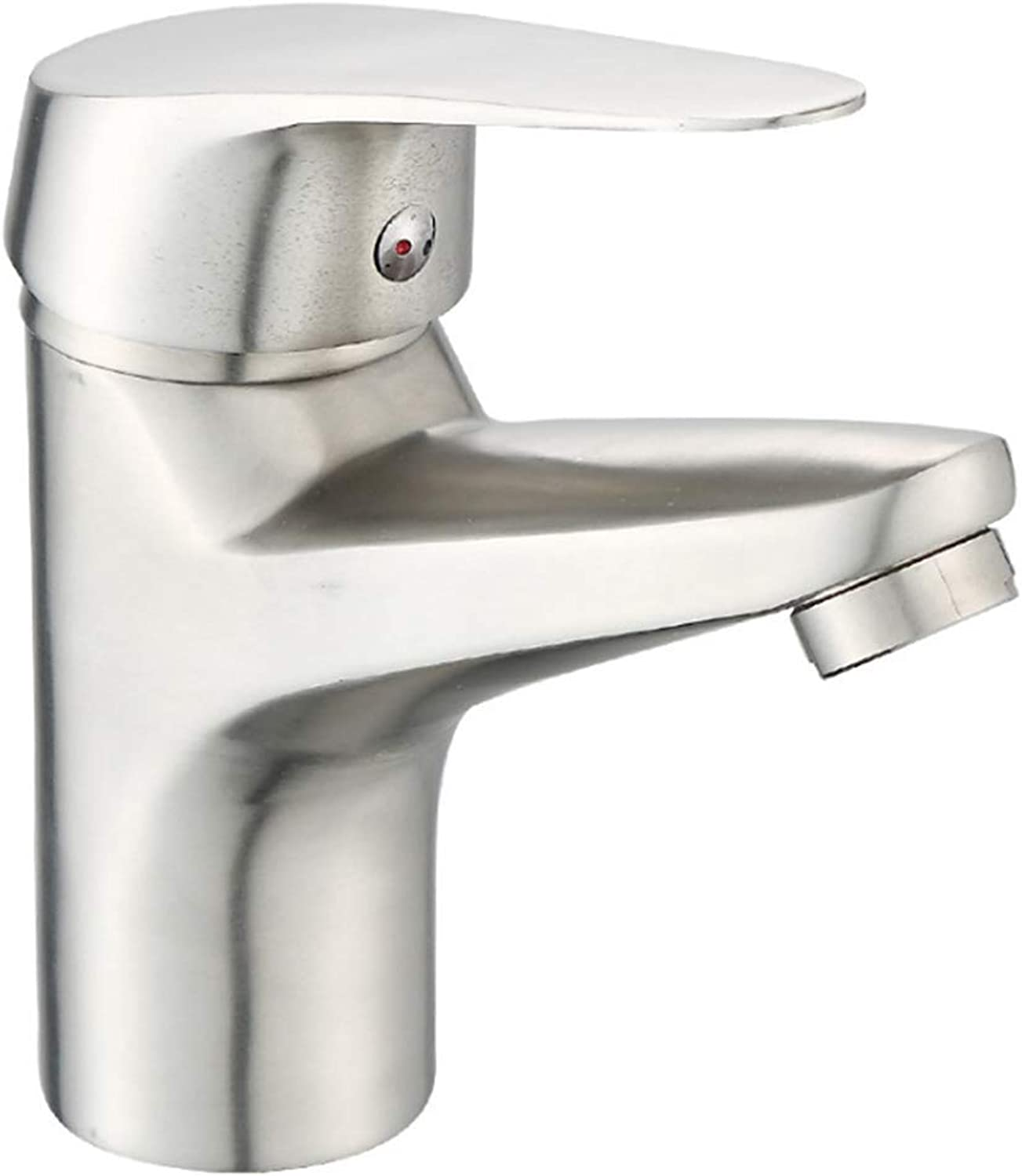 Counter Drinking Designer Archprecision Casting High-End Cold-Hot Water Mixing Valve for Washbasin