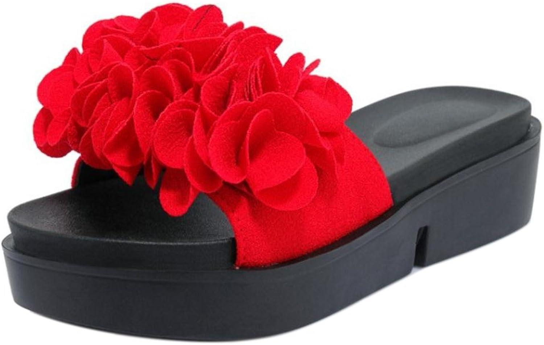 RizaBina Women Summer Slide Sandals