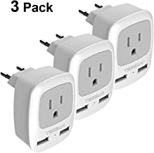 Best europe to usa power plug adapter Reviews