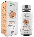 Vitamina B12 | 1000mcg – 180 compresse di vitamina B (6 mesi) | Prodotta in GB secondo i più alti standard | Compresse piccole facili da deglutire | Garanzia soddisfatti o rimborsati