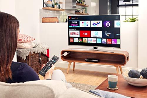 HUMAX FVP-5000T 2 TB Freeview Play HD TV Recorder - Carbon Black