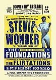 vps Póster de Concierto de Stevie Wonder, tamaño A3