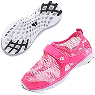 EQUICK Kids Water Shoes Boys & Girls Aqua Shoes Swim...