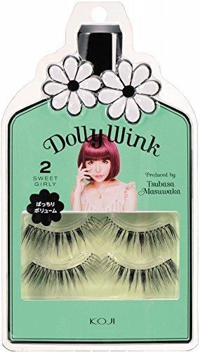 Dolly Wink Eyelashes No.2 Suite Girly