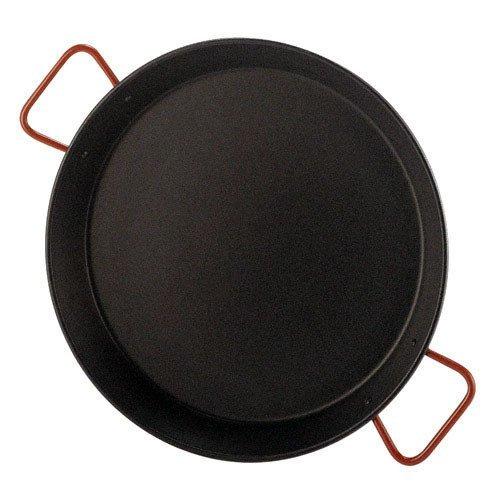 Garcima 5020535 - Paellera valenciana antiadherente para 19 personas, 60 cm
