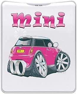 Maranda Ti Mi Torch Pink Mini Cooper Car Handy Handbag Purse Flashlight MT163