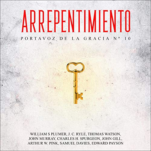 Arrepentimiento [Repentance] cover art