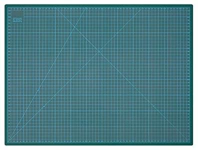 Wedo 079160 - Base para corte CM 60, 600x450x3mm, color verde