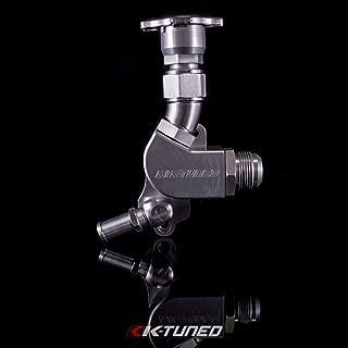 K-Tuned Upper Coolant Housing w/Built in Filler & 12AN Fitting for K20 Honda
