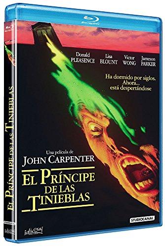 El príncipe de las tinieblas [Blu-ray]