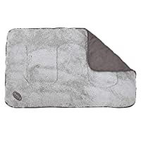 Luxury Cosy Dog Blanket Reversible Also ideal for puppies Size: 110 cm x 72 cm.
