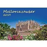 Mallorcazauber Mallorca - Calendario 2019, DIN A4, vacaciones, español, mar, edición marina