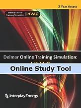 Delmar Online Training Simulation for HVAC, 1st Edition