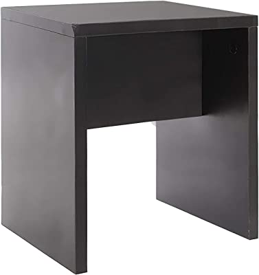 Klaxon Doria Side Table/End Table/Coffee Table (Black)