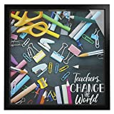 Teacher Gifts | Thank You Teacher Gifts Frame | End Of The Year Teachers Gift Ideas | Inspirational Frames Mentor |Professor Gift Desk |Student Teachers Gifts Appreciation