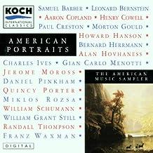 American Portraits-The American Music Sampler