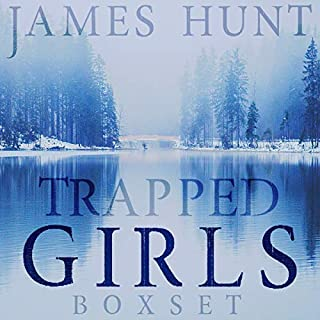 The Trapped Girls Collection: Detective Grant Abduction Mysteries cover art