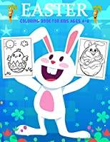 Easter Coloring Book for Kids Ages 4-8: 30 Easter Unique Coloring Pages For Kids, Including Bunnies, Eggs, Easter Baskets & More! Great fun for kids!