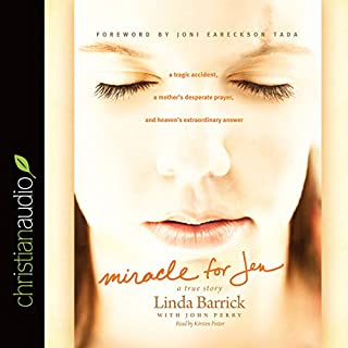 Miracle for Jen audiobook cover art