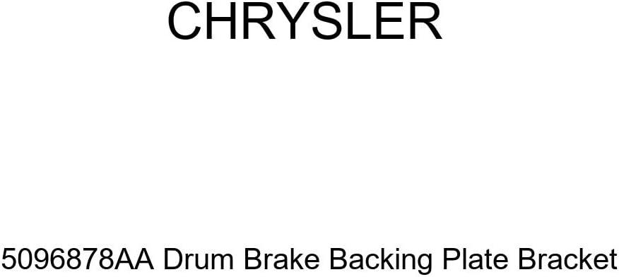 Genuine Chrysler 5096878AA Drum Bracket Brake Challenge the lowest price of Japan Low price Backing Plate