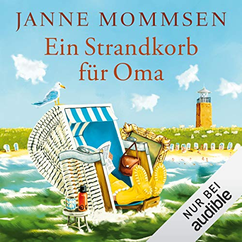 Ein Strandkorb für Oma     Die Oma-Imke-Reihe 2              By:                                                                                                                                 Janne Mommsen                               Narrated by:                                                                                                                                 Tim Gössler                      Length: 5 hrs and 38 mins     Not rated yet     Overall 0.0