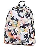 Flyzebra casual zaino adolescente zainetto borsa scuola portatile zaino-Panda