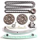 BCtimingparts Timing Chain Kit Compatible for ford Focus Transit Connect 2.0L 2005 2011 9-0727s 76144 9-0727s 76144 ETAUTO00009