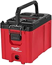 Caixa de ferramentas compacta Milwaukee 48-22-8422, 75 pound capacity
