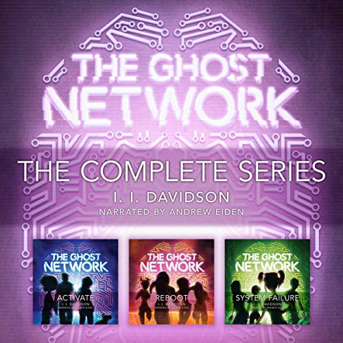 Ghost Network: The Complete Series Audiobook By I.I. Davidson cover art