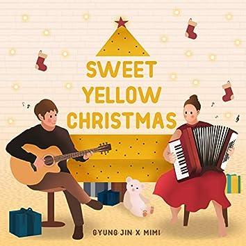 Sweet Yellow Christmas