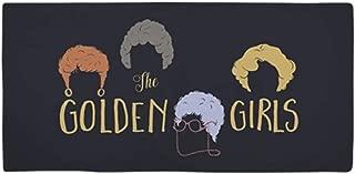 CafePress Golden Girls Minimalist Large Beach Towel, Soft 30
