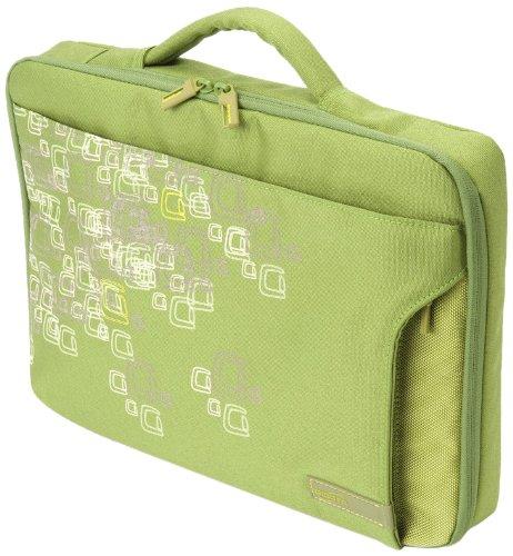 Dicota ME Dee SlimCase Notebooktasche bis 41,7 cm (16,4 Zoll) grün