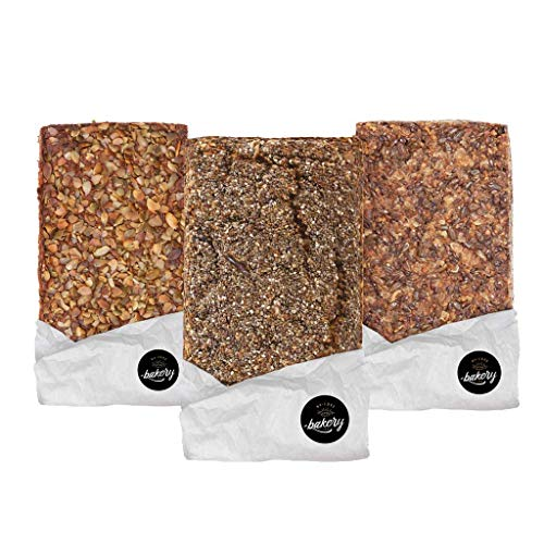 glutenfreies Dreierlei - glutenfrei | laktosefrei | ohne Zusatzstoffe | vegetarisch | weizenfrei | 2.53 kg