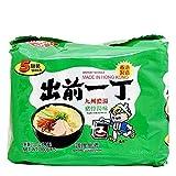Nissin Demae Iccho Ramen Kyushu Tonkotsu Flavour 100g (Pack of 5)