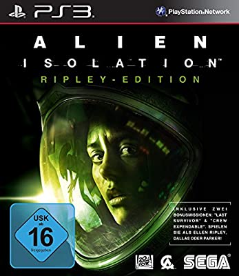 Alien: Isolation Ripley Edition (Day1) (PlayStation PS3)