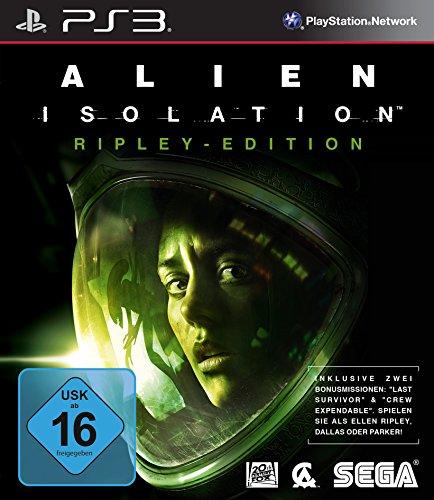 Alien: Isolation - Ripley Edition [Importación Alemana]