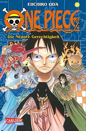 One Piece, Bd.36