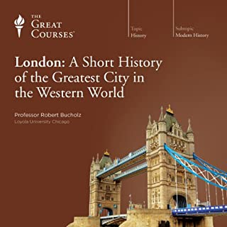 London: A Short History of the Greatest City in the Western World cover art