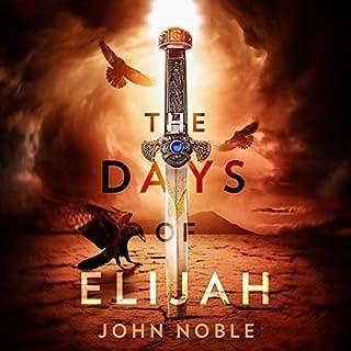 The Days of Elijah audiobook cover art