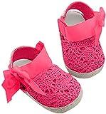 Bebé Prewalker Zapatos Auxma Primeros Pasos para bebé-niñas,Zapatos de Flores...
