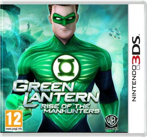 Green Lantern: Rise of the Manhunters (Nintendo 3DS) [Edizione: Regno Unito]
