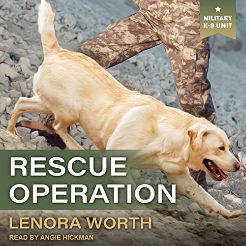 Rescue Operation audiobook cover art