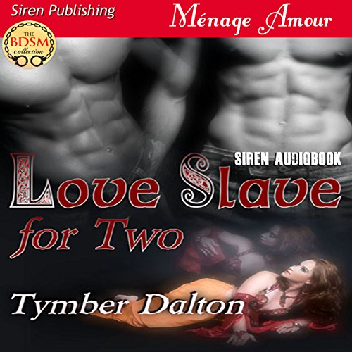Love Slave for Two audiobook cover art