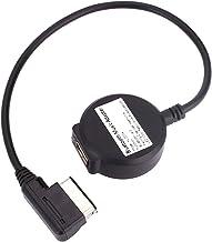 Cikuso Car Autos AMI MMI MDI Adattatore Bluetooth Senza Fili USB Stick MP3 per Audi A3 A4