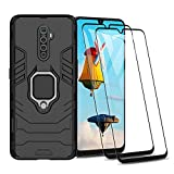 HAOYE Case for Realme X2 Pro and 2 Screen Protector, 360