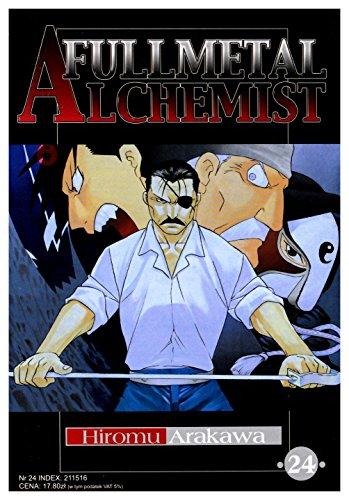 Fullmetal Alchemist (Tom 24) [KOMIKS]