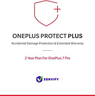 Servify OnePlus Protect Plus - 2 Year Comprehensive Plan for Servify OnePlus 7 Pro (12GB + 256GB)