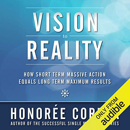 Page de couverture de Vision to Reality